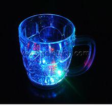 LED Flash beer mug
