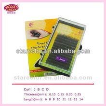 Hot saling with Factory price eyelash extension