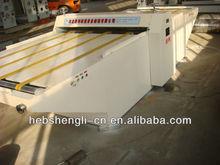 MQ -1400 platform creasing die cutting packing machine