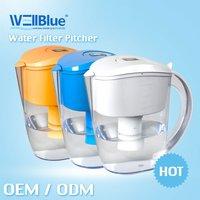 2012 hot sailing Korean Water Filter Ionizer, L-PF601 (alkaline 7.0-10.4 ,ORP +50 to-300)