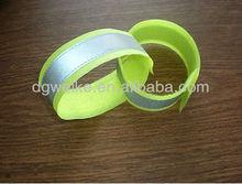 2012 promotional reflective safety ankle&arm&leg band& bracelet