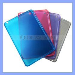For Apple iPad Mini Soft TPU Cover Case for New iPad Mini Colorful