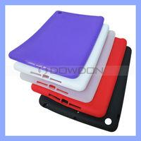 Colorful Soft Flexible Silicone Cover Case for iPad Mini
