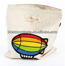 2012 hot sale canvas tote bag