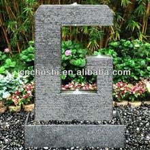 2013 popular garden water fountain bases