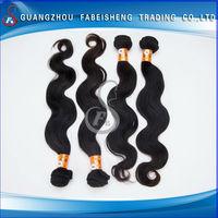 Permanent hair cheap and high quality hair extension human hair wig