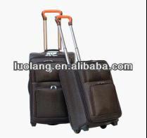 trolley case upright luggage suticase
