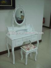 modern cheap bedroom vanity dressing table
