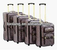 Trolley Bag Set trolley case upright luggage suticase