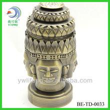 2012 new design christmas gift box ornament (BE-TD-0033)