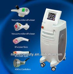 V8+2 Syneron Technology Vela shape machine 40K cellulite reduction body Shape Machine