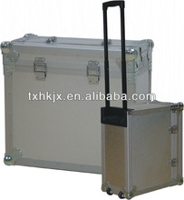 Rack case, flight case with pull handle case