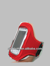 Neoprene mobile phone bag&mobile cover&arm wrist phone case
