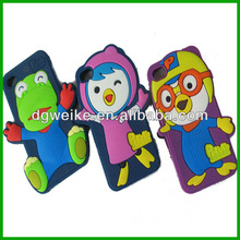 Funny Silicone Mobile Phone Cover