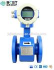magnetic liquid flow meter