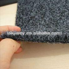 black shag carpet for car
