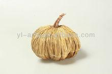 beautiful mat grass harvest festival pumpkin handmade crafts