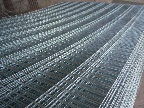 Galvanized Welded Wire Mesh Concrete Welded Wire Mesh