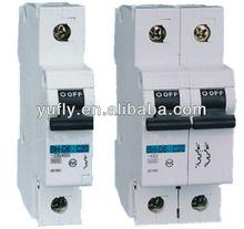 BH-D6 Low voltage mini circuit breaker MCB electric circuit breaker