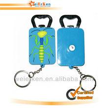 2012 Promotional key chain bottle opener