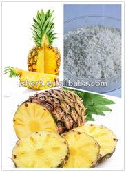 100% Nautural Supplement Pineapple extract bromelain powder,bromelain enzyme