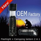New 2 in 1 P30 rechargeable lantern