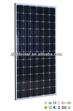 300wp mono solar panel&solar panel mono 300watt 72 mono with CE/UL/TUV/VDE/MCS/SON/PVCYCLE