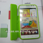 For Samsung Galaxy note 2 book stylish TPU cell phone case