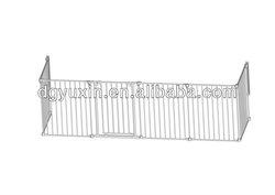 Big metal play yard/Playpen child/Toddler/Baby/Pet/Dog enclosure gate large pen