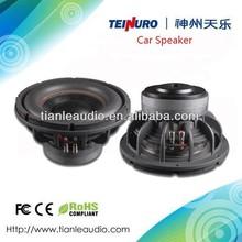 """10"""" dual magnet car subwoofer / car speaker"""