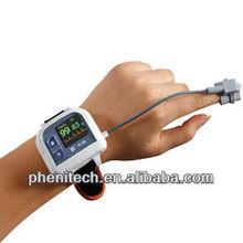 HOT Color Wrist & Fingertip Pulse Oximeter FREE Software Spo2 Monitor