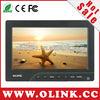 "Olink 7"" economical On-Camera LCD Field Monitor with HDMI, AV, VGA (FM769)"