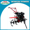 WY1000C Gasoline 7.0hp Rear Tine Tiller/Cultivators