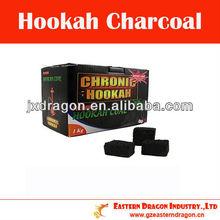 shisha wood box charcoal/coal for 25*25*15mm