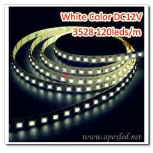 APEX LED smd3528 600p IP33 white 5m/roll Led ribbon