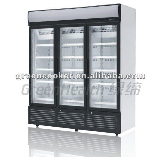 Refrigerated Display Merchandisers Freezer - Buy Display Merchandisers ...