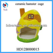 Ceramic Hamster pet cage