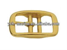 Brass Bag Buckle