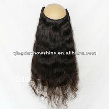 wholesale virgin brazilian hair flip in hair