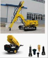 Guaranteed crawler rotary drilling rig CM358-N27