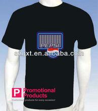 Name-brand EL T-shirts
