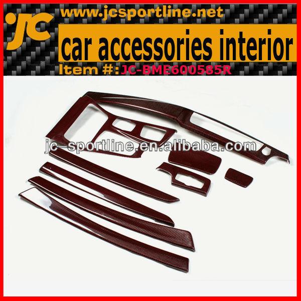 F10 en fiber de carbone int rieur accessoires de voiture for Accessoire interieur voiture