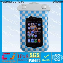 HOT selling plastic armband waterproof case for iphone 4