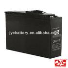 12V 110AH sealed lead acid battery for UPS&solar&EPS&wind power