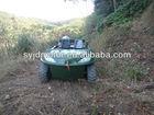Jiangdong 8x8 800cc shineray quad