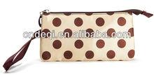 stylish&beautiful nylon cosmetic bags
