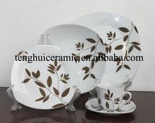 Porcelain Dinnerware Tableware New Design For New Year