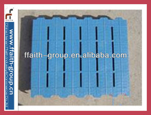 2012 hot sale pig plastic floor with 500 x 600 mm