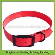 Adjustable TPU dog collar 60cm long