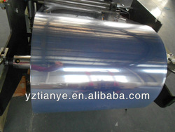 Virgin PVC resin high transparency clear rigid plastic roll sheet